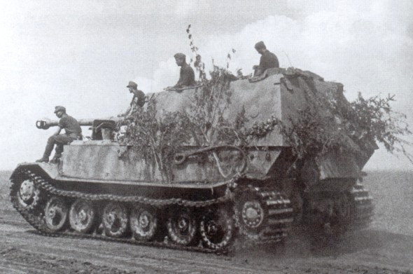 "Operation ""Zitadelle"" Elefant2"