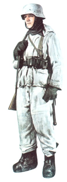 soldat d hiver
