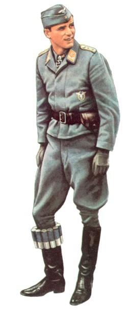 Uniforme Allemand de la 2eme guerre mondial